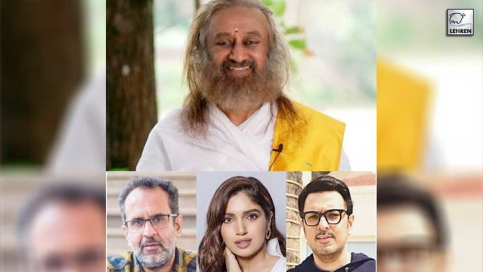 Aanand, Dinesh, Bhumi Join Art Of Living And Zerodha For Noble Initiative!