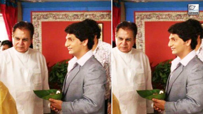 Saptrishi Recalls Dilip Kumar