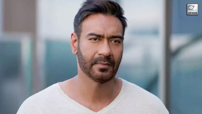 Ajay Devgn's thoughts & prayers are with the medical fraternity