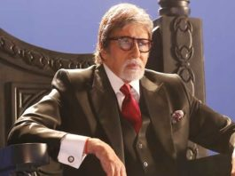 Amitabh Bachchan Is Back On The Sets Of Anand Pandit's Chehre!