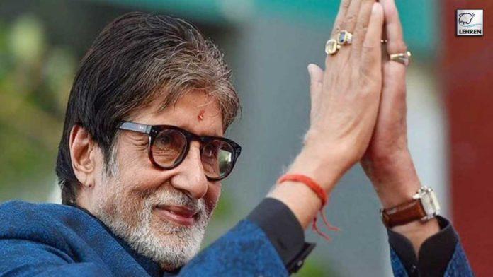 BMC Targets Amitabh Bachchan!