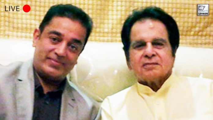 Live Updates Celebrities Pay Tribute To Late Dilip Kumar