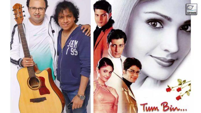 Music Composer Duo Nikhil-Vinay Celebrate 20 Years Of The Superhit Musical ''Tum Bin''!