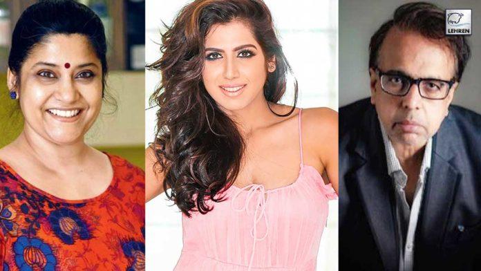 Renuka Shahane, Ananth Mahadevan In Lakshmi R Iyer's First Second Chance!