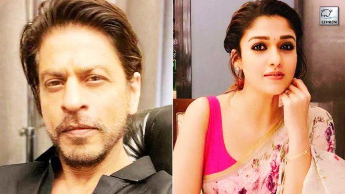 SRK To Romance Nayanthara