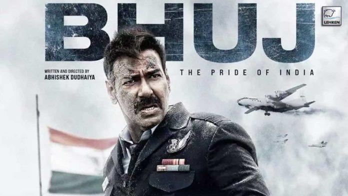 The Movie 'Bhuj: The Pride Of India'Starring Ajay Devgn!