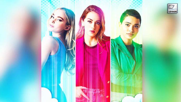 CW's Series Powerpuff