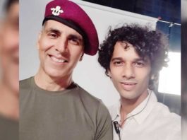 Akash Vadhel Recently Shot For An Upcoming Film With Actor Akshay Kumar!