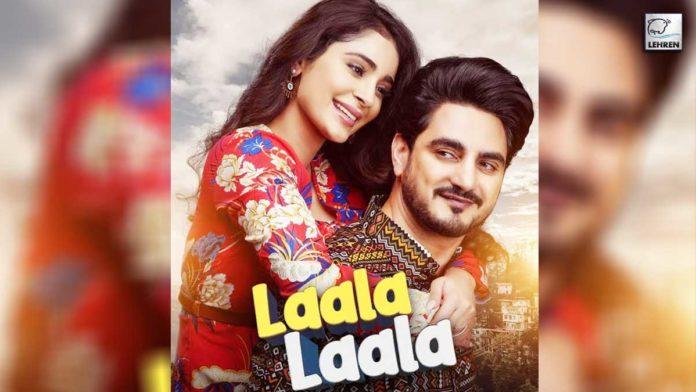 Alankrita Sahai In New Song Laala Laala With Kulwinder Billa