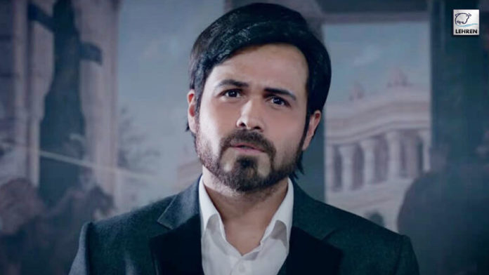 Emraan Hashmi Croons Lines Of His Upcoming Romantic Track