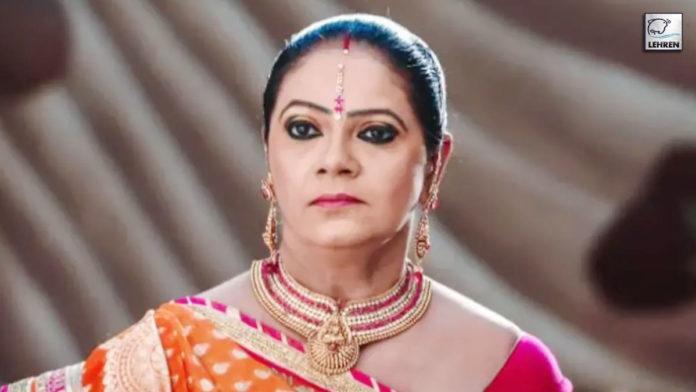 Rupal Patel Styles & Designs Her Look For Her On-Screen Avatar In 'Tera Mera Saath Rahe'!