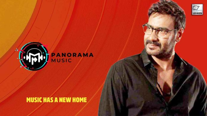 Ajay Launches Panorama Music