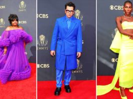 Top looks At Emmy 2021 that you should not miss