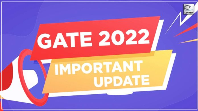 Gate 2022 Application Deadline Extended Without Late Fee
