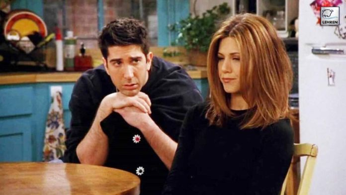 Jennifer Aniston Reacts To David Schwimmer Dating Rumours