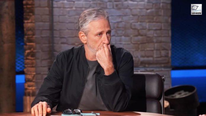 Jon Stewart Unveils First-Look Trailer for New Apple Show