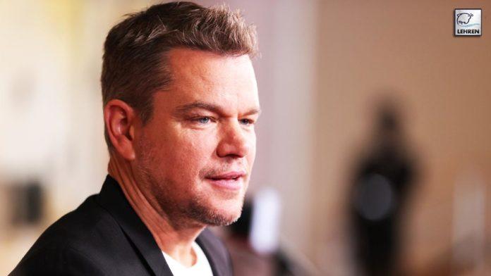 Matt Damon Has Private Instagram Account