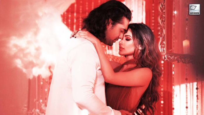 Mouni Roy Plays Kissing Prank On Jubin Nautiyal, Watch Video