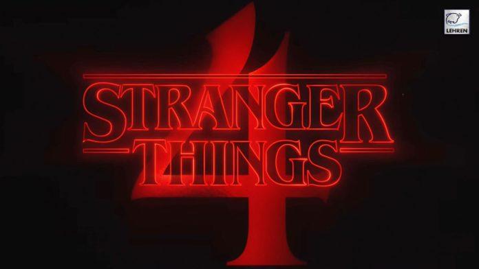Stranger Things 4 Finally Under Wrap