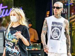 Travis Barker Went On Shopping Date With Daughter Alabama