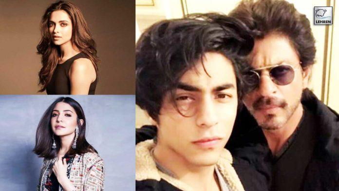 Deepika Anushka Back SRK