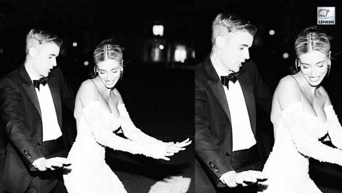 Hailey Bieber Shares Unseen Photos From Her Wedding To Justin Bieber