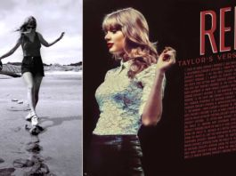 Taylor Swift Teases Her Version Of 'Red Season'