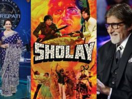 Upcoming KBC Episode To Have A Sholay Reunion